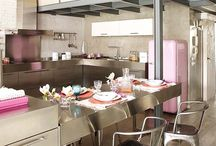 Kitchens / Kitchen inspiration to help create ideas for your kitchen. / by Craftsmen Construction, Inc.