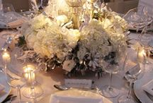 Leigh and Ben / Winter wedding ideas / by Philosophy Flowers Official