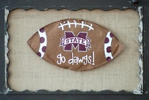 All about those MSU Dawgs / by Diane Bounds