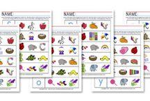 Preschool Resources / by Kim Riggleman