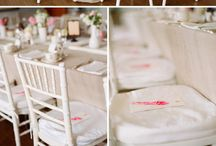 Dressed Up Tables / by Eindeloos Events