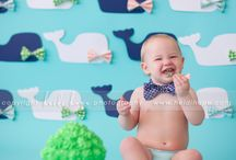 Jackson turns one!  / by Brooke Sunday Modlin