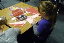 Teacher Tidbits- Valentine's Day / by Megan Schmidt