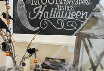 autumn {spooky decor} / by Marci Welcker