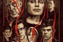 American Horror Story / Everything American Horror Story / by Amanda (Dye) Ketchum