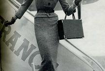 Vintage Travel / by oldsmocksnewfrocks