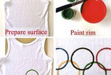 Olympic Fun / by Kristin Dias
