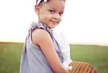 Girls & Babies Headband Trend / by Vanity Xs Accessories