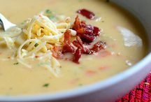 Foodalicious Soups / Soup recipes / by Dawn Craig