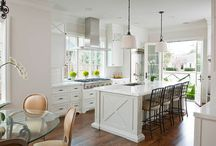 kitchens / by Kristie Martinelli - Fine Bay Area Living