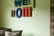 Home Style / Make you house a home. Bring in what you love and it will all match. You will feel good. Your home should make you feel loved. It's your soft place. Rest. Rejuvenate. Friends family alone time. Peace unto all who enter.  / by Randi Ganeles