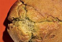Healthy baking / by Stephanie Epp