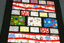 dr seuss quilts / by Erin Spencer