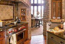 Beautiful Kitchens / by Patsy Villasenor