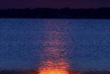 SUNSETS@ Sunrises / by Jane haddowGreen