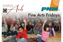 PNM Fine Arts Fridays / by MRAC