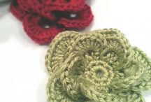 Crochet Flowers, Bows & More / by Ann White