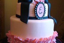 Cakes / by Ashley Glover