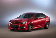 2013 Chevy SEMA Concepts / Chevrolet Performance Cars and Trucks Flex Muscles at 2013 SEMA Show / by Crotty Chevrolet Buick