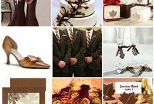 Festive Fall Wedding Arrangements  / by Orlando Wedding & Party Rentals