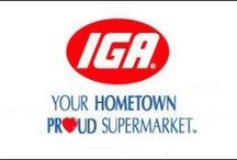 IGA / by IGA Thevenard