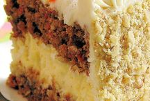 cakes / by Toby Oldaker