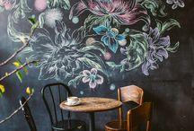 Chalkboard / by Erica Hall