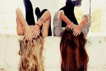 prettyhair / hair styles we love / by PRETTYFACECLUB