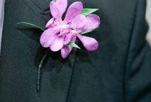 Radiant Orchid Wedding / by Fleur Decor
