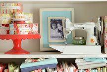 For the Home {Craft Rooms} / by Camille Cook