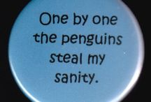 penguins / by Jessica Gerard