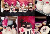 Sweet 16 Masquerade Ball / by Claudine Corey