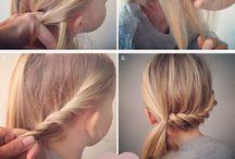 Hair styles / by Shelia Benjamin