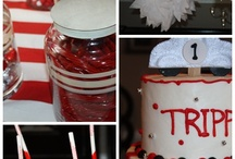 Kids' Parties / Kid party decor, themes, food, & inspiration for boys & girls.  / by Sarah (Sarah Sofia Productions)