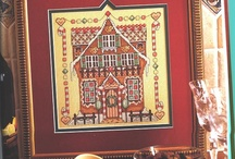 cross stitch - Christmas / by Janice