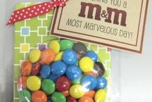 Candy Treat Ideas / by peppermint pattie