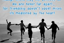 Friendship / by Jean Valjean