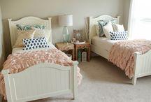 Bedroom / by Lindsey Bellamy