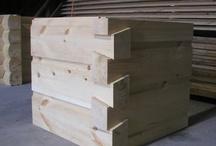 ( Wholesale Log Homes ) Hillsborough - NC - USA / by ( Totek )