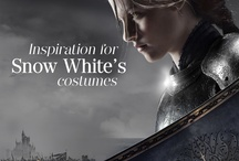 Snow White Costume Inspirations by Colleen Atwood / by SWATH4Fans
