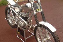 MOTORCYCLE (TRIALS) / Trials Bikes / by R.Bruce Germond