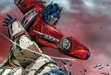 transformers / by Edgar J. Miñan