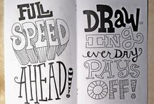 Typography / by Julie Fei-Fan Balzer