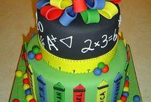 Cakes / by Jeanie Watts