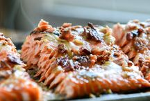 SALMON / by James Valley  Sr