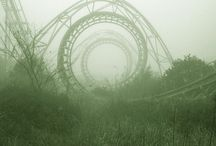 Abandoned Beauty / Ruins and abandoned buildings. / by Annette Heathen