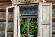 Looking Out My Window / by Barbara Filipe