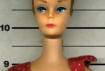 Oh Barbie! / The life and times of a cultural icon... / by Claire Douglass