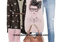 Teen Fashion ^_^ / Clothing and shoes! Season Outfits. / by Monica Maxwell