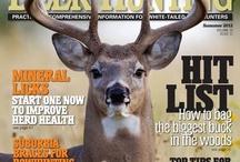 Deer & Deer Hunting Magazine Issues / by Deer & Deer Hunting